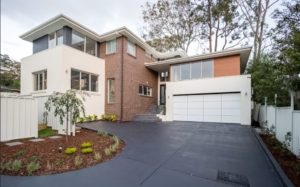 North Epping builder subdivision new build